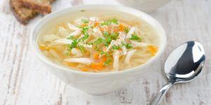 rosół, rosół z makaronem, zupa, rosołek