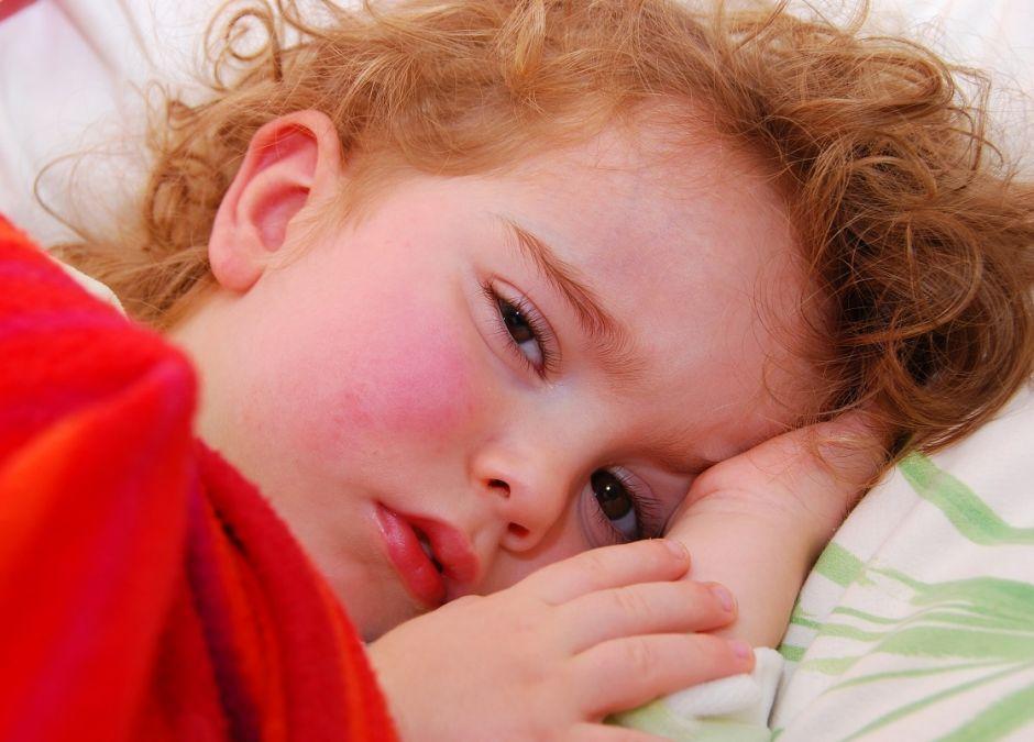 rośnie liczba alergii u dzieci