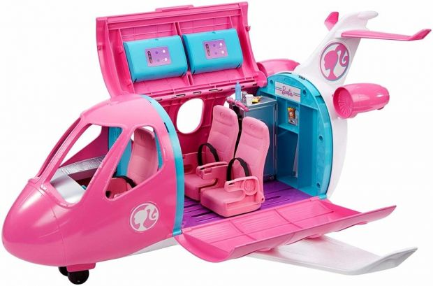 Samolot dla Barbie
