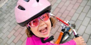 rower, dziecko, nauka jazdy na rowerze