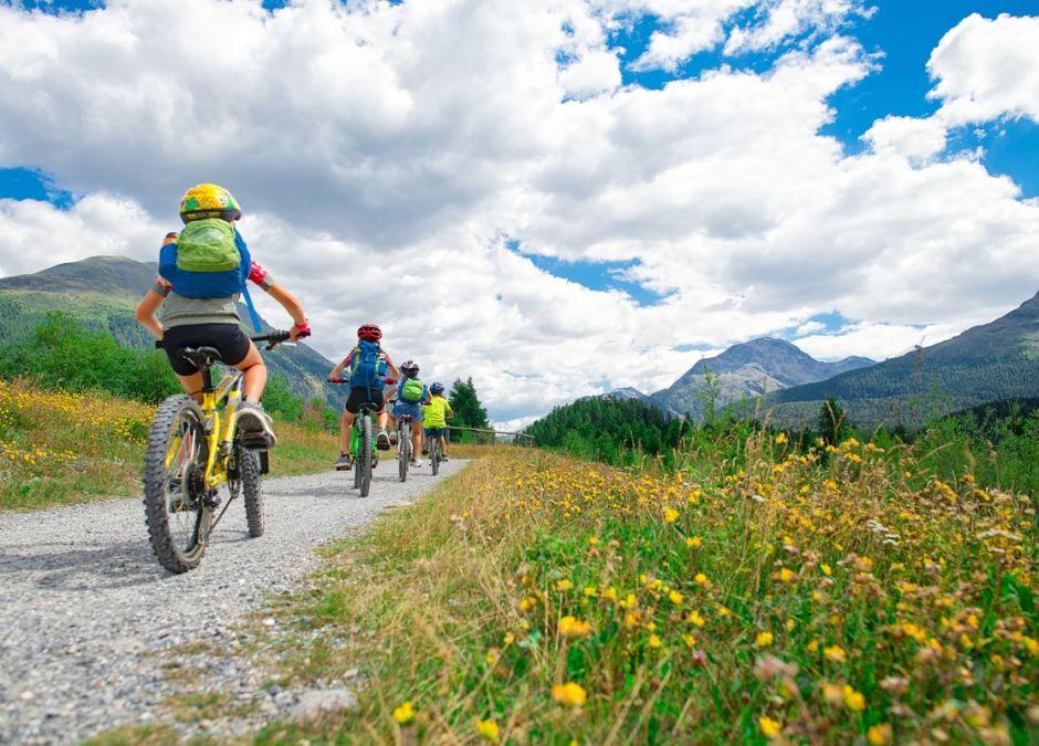 rower górski dla dziecka