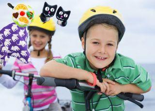 rower, rowerek, akcesoria do rowerów