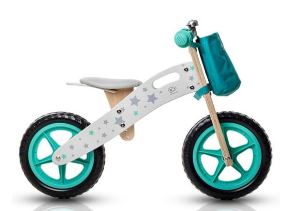 rowerek biegowy Kinderkraft Runner Stars