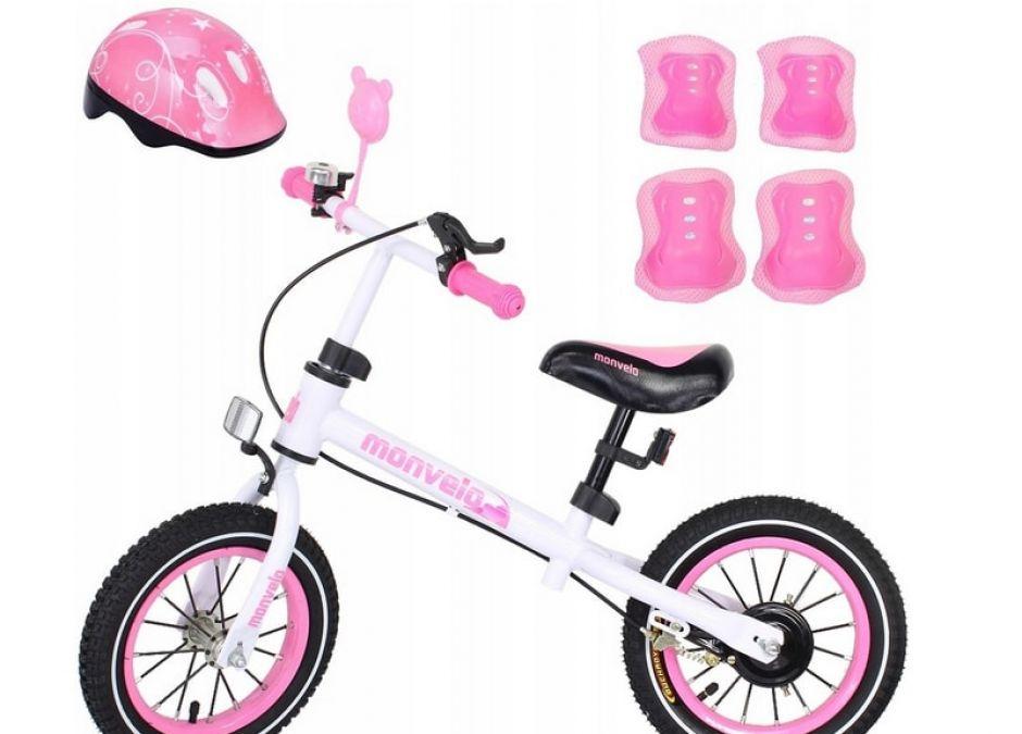 rowerek biegowy monveio