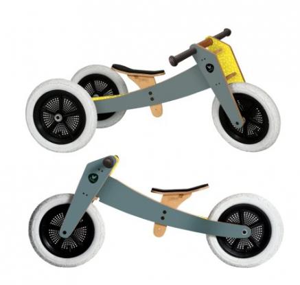 rowerek trójkołowy biegowy