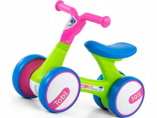 Pierwszy rowerek