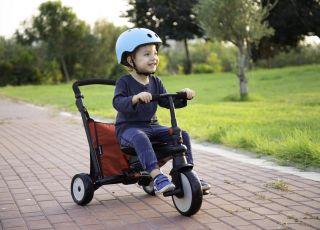 rowerek na trzy koła Smart Trike