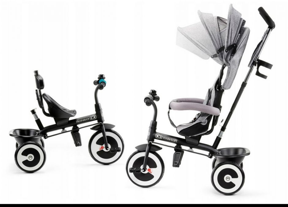 rowerek trójkołowy kinderkraft aston