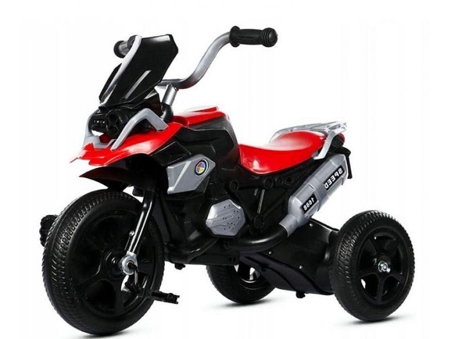 rowerek trójkołowy motocykl