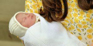 Royal Baby, córeczka Kate i Williama