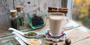 Rozgrzewająca herbatka jogina
