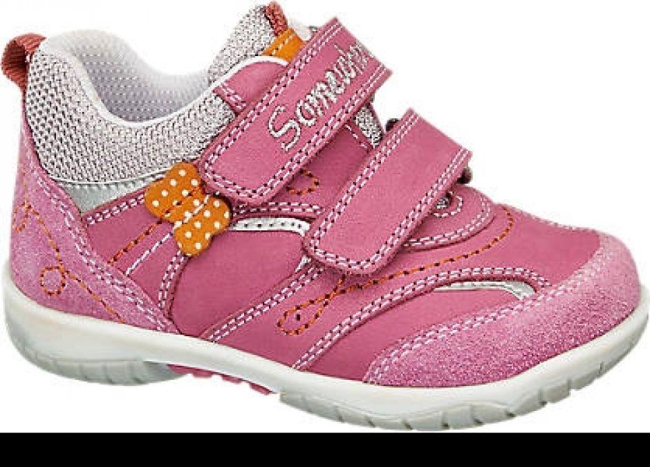 różowe skórzane buty dziecięce zabudowane Brenschuhe deichmanncom 59zł z 119.90zł.jpg