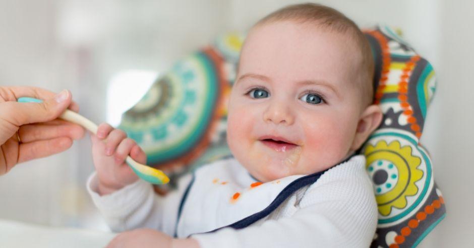 Rozszerzanie diety niemowlaka