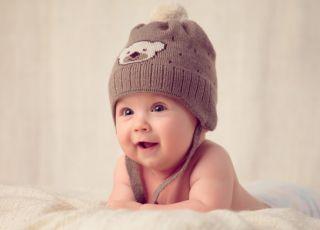 Rozwój niemowlaka - 3. miesiąc
