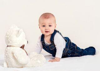 Rozwój niemowlaka - 6. miesiąc