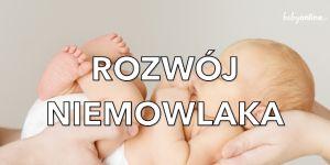 rozwój niemowlaka