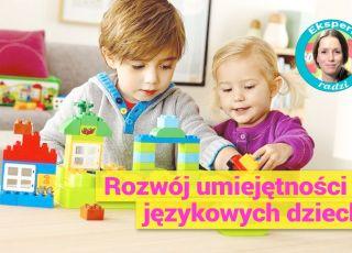 Rozwój umiejętności językowych dziecka [WIDEO]