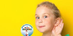 Rozwój zmysłu słuchu u dziecka