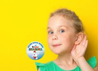 Czy wiesz, jak rozwija się słuch twojego dziecka i na co trzeba uważać? [QUIZ]