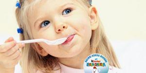 Rozwój zmysłu smaku u dziecka