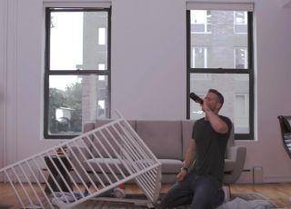 Ryan Reynolds, meble Ikea