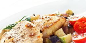 ryba, zapiekanka, cukinia, zapiekanka z cukinią, zapiekanka z rybą, zapiekanka rybna, filet rybny
