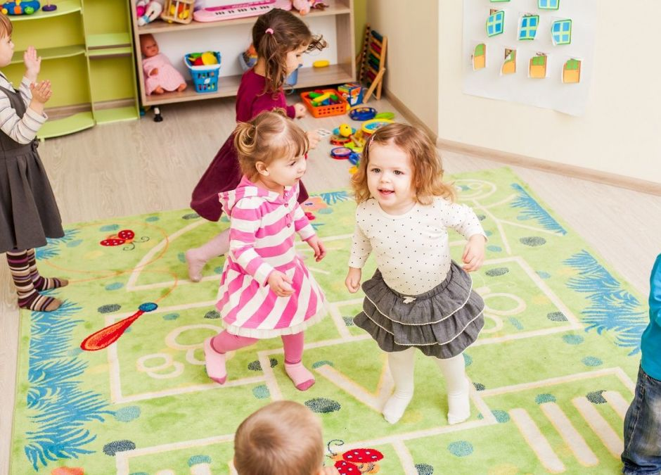 Rytmika w przedszkolu