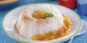 ryż z morelami