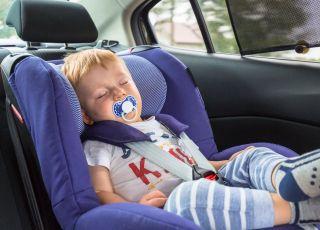 Samochody będą ostrzegać przed zostawianiem dziecka w aucie