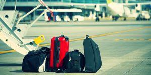 samolot, podróż, bagaże
