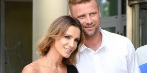 Sara Boruc Mannei i Artur Boruc