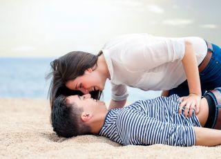 seks na plaży