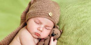 senny niemowlak