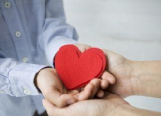serce na dłoni, pomoc, wolontariat, WOŚP