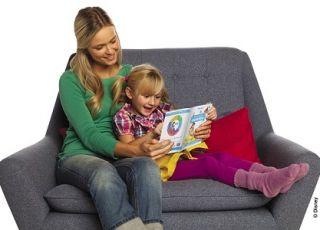 Seria książeczk Disney Uczy Czytać Ameet