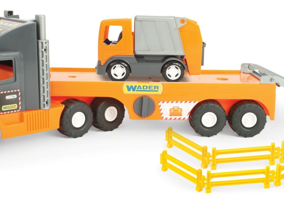 Seria Super Tech Truck Wader