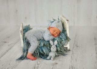 Sesja noworodkowa: profesjonalna sesja zdjęciowa dla noworodka