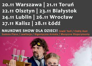 Show Naukowców