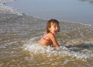 sikanie do morza