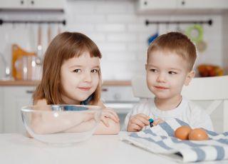 Skąd DHA dla dzieci