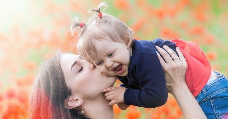 Skąd dziecko wie, że je kochasz?
