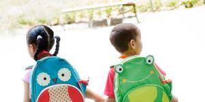 Skip Hop - śniadaniówka i plecak Zoo Lunchies