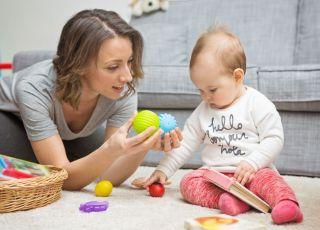 Skoki rozwojowe u niemowlaka i dwulatka