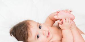 czym smarować noworodka