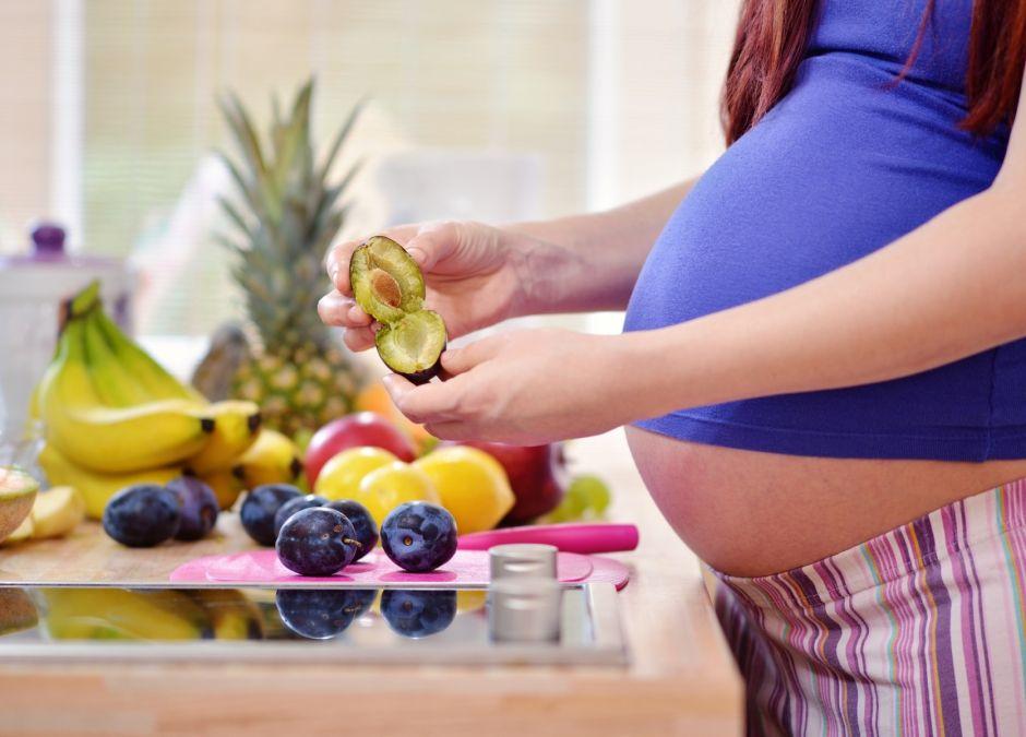 Śliwki w ciąży