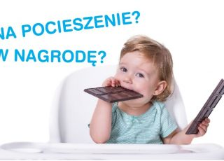 słodycze dla dziecka w nagrodę