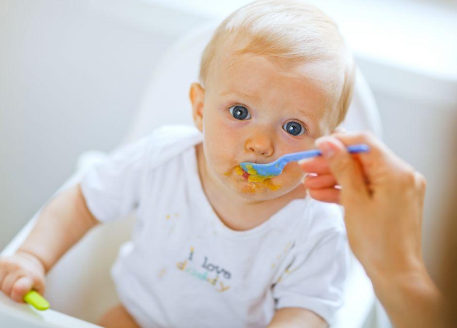 słoiczki dla niemowląt