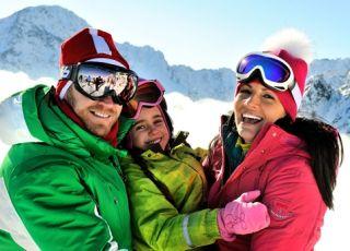 Słowacja, Chopok, Jasna, narty z dzieckiem, ferie