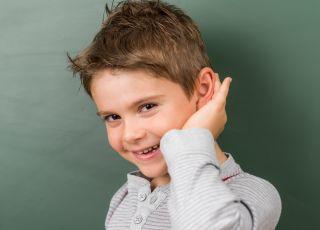 Słuch u dziecka