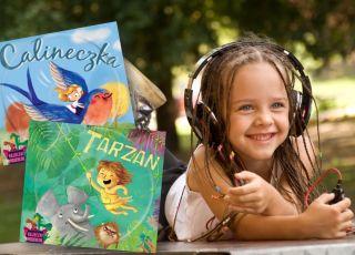 Słuchanki Calineczka i Tarzan